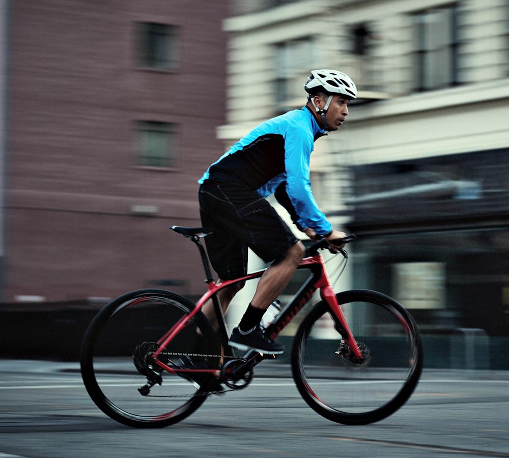Fitness in Treking kolesa