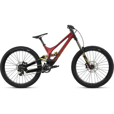S-Works Demo 8 2017 Candy Red