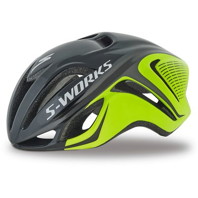 S-Works Evade TRI 2017 Monster Green Black